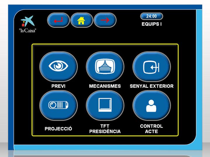 Programaci n de sistemas de control for Oficinas la caixa mataro
